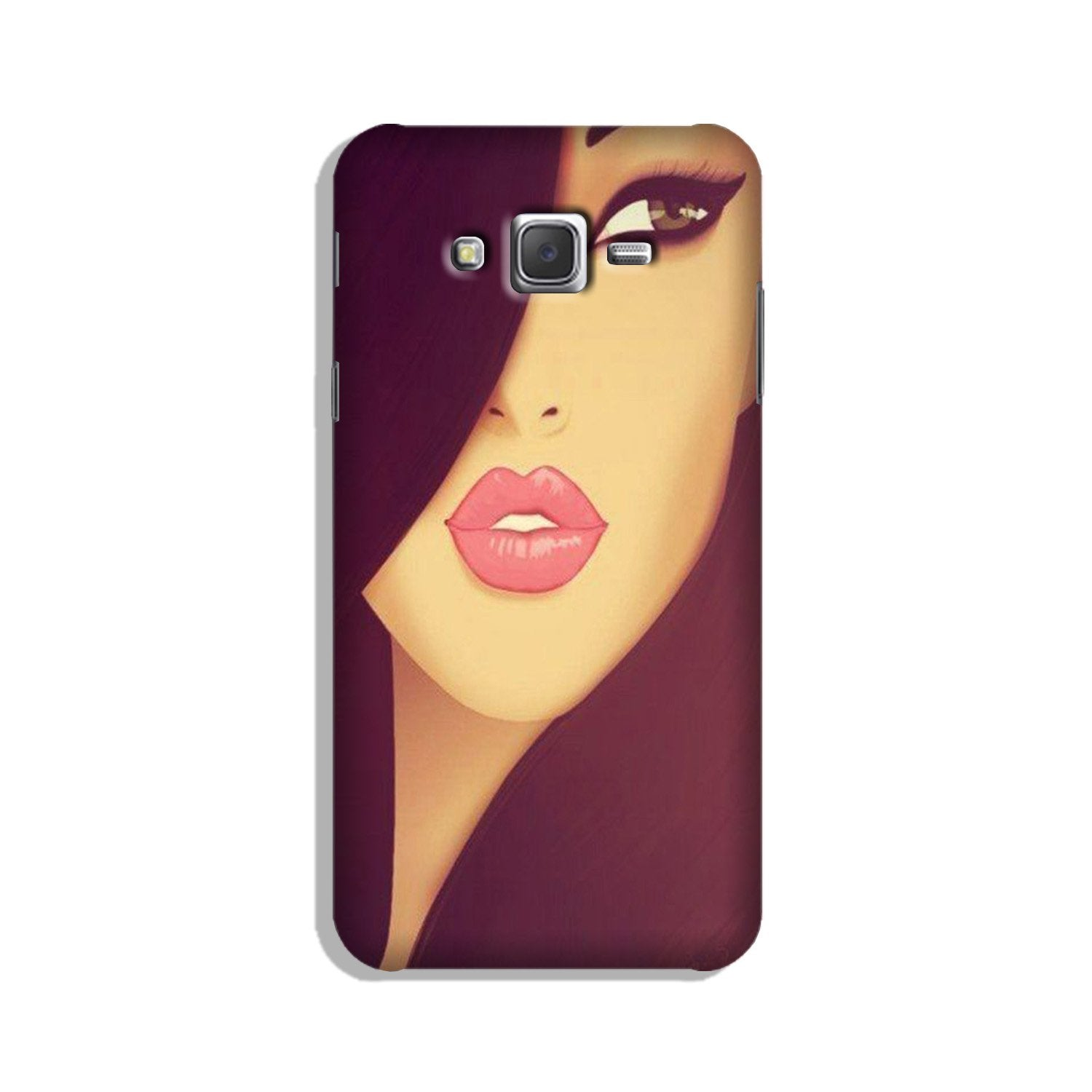 Girlish Case for Galaxy On7/ On7 Pro  (Design - 130)