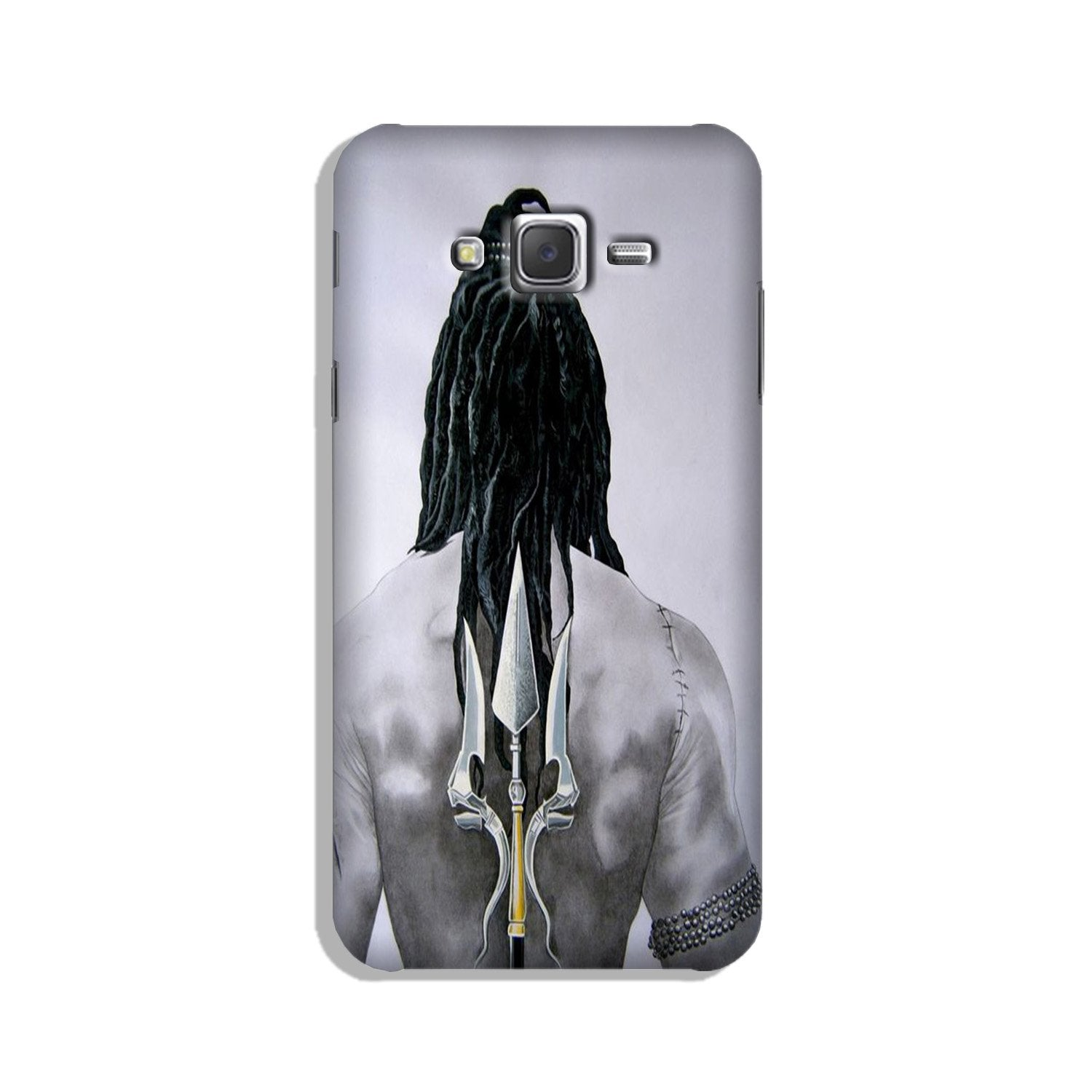 Lord Shiva Case for Galaxy On5/ On5 Pro  (Design - 135)