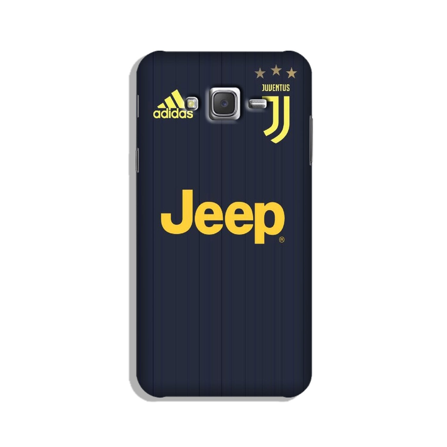 Jeep Juventus Case for Galaxy On7/ On7 Pro  (Design - 161)