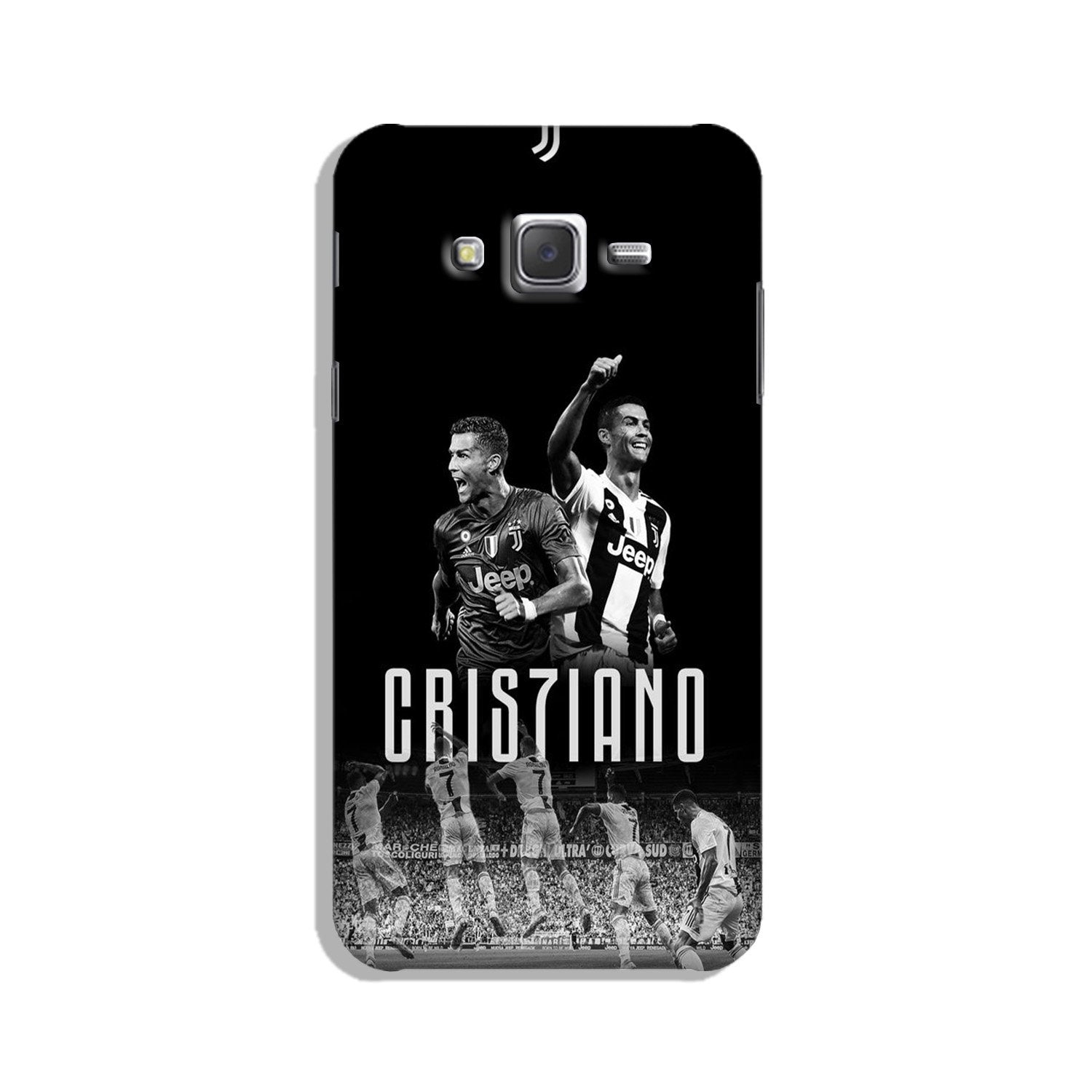 Cristiano Case for Galaxy E5  (Design - 165)