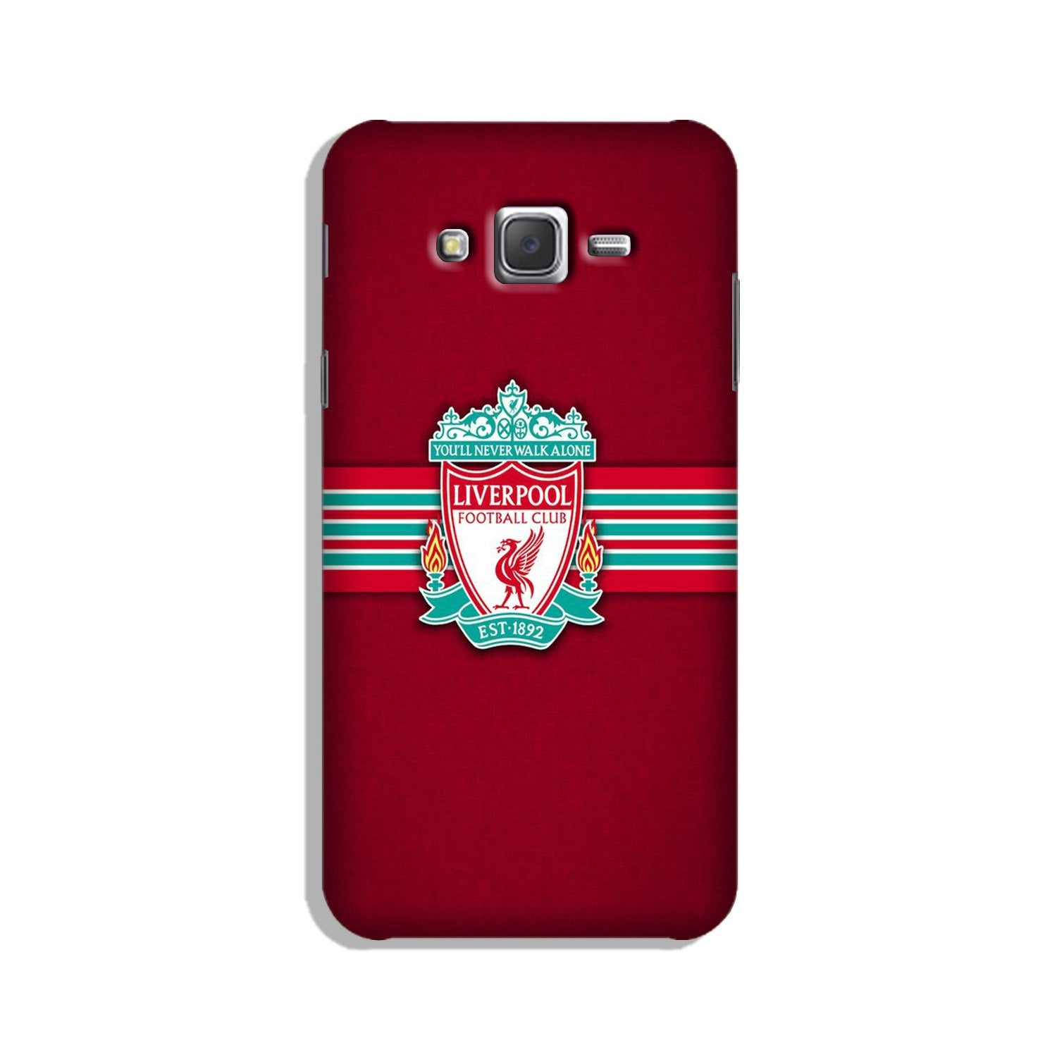 Liverpool Case for Galaxy On7/ On7 Pro  (Design - 171)
