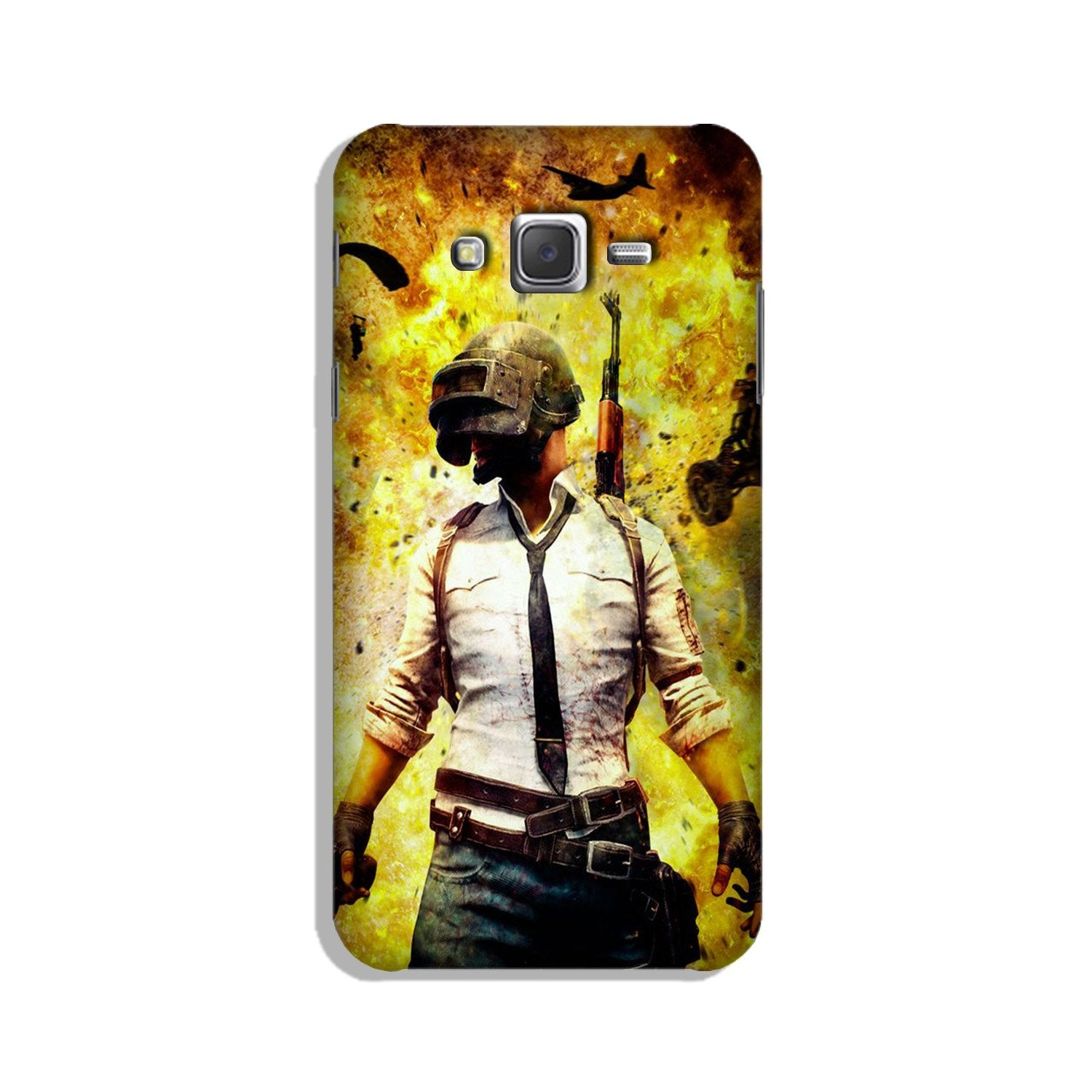 Pubg Case for Galaxy On5/ On5 Pro  (Design - 180)