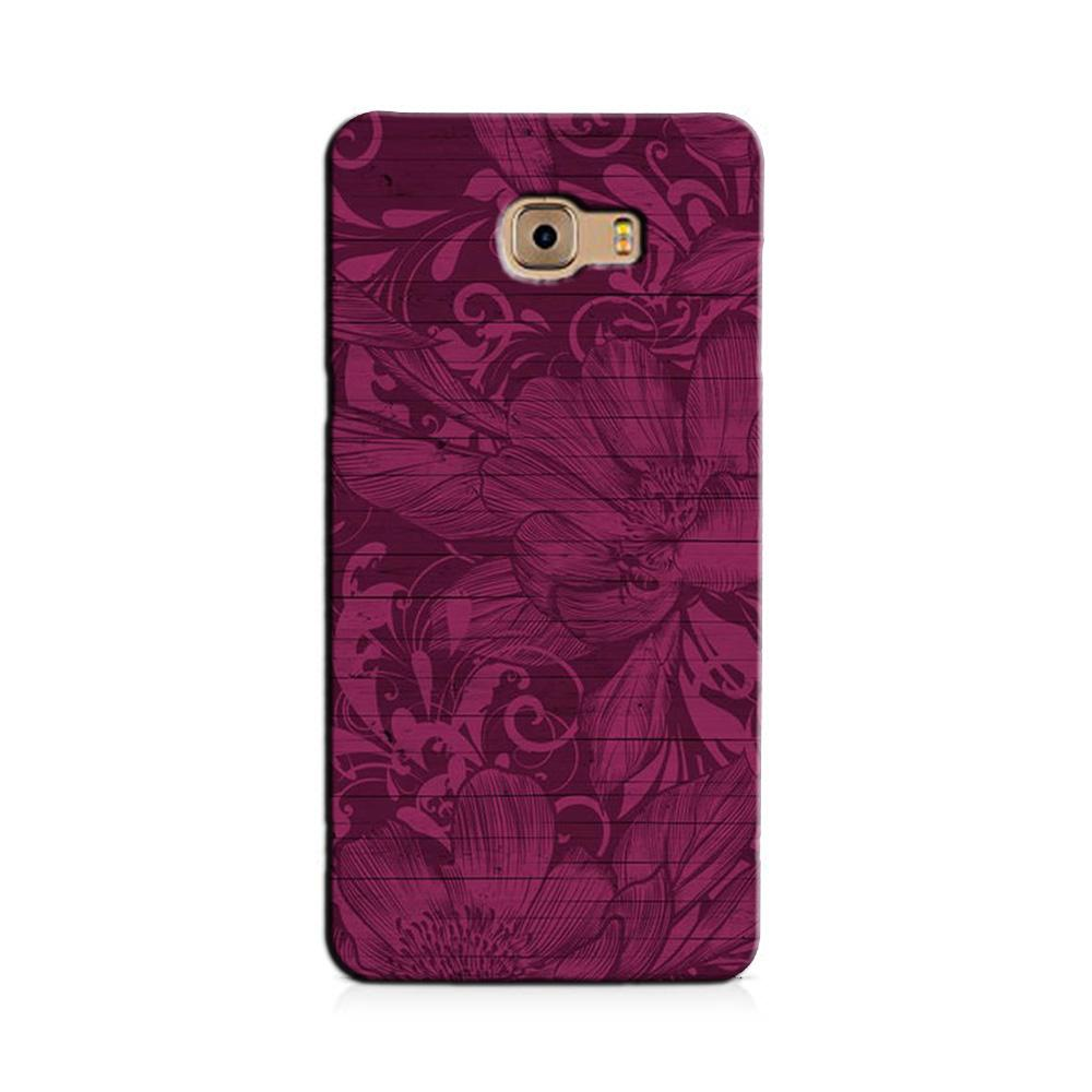 Purple Backround Case for Galaxy J7 Prime