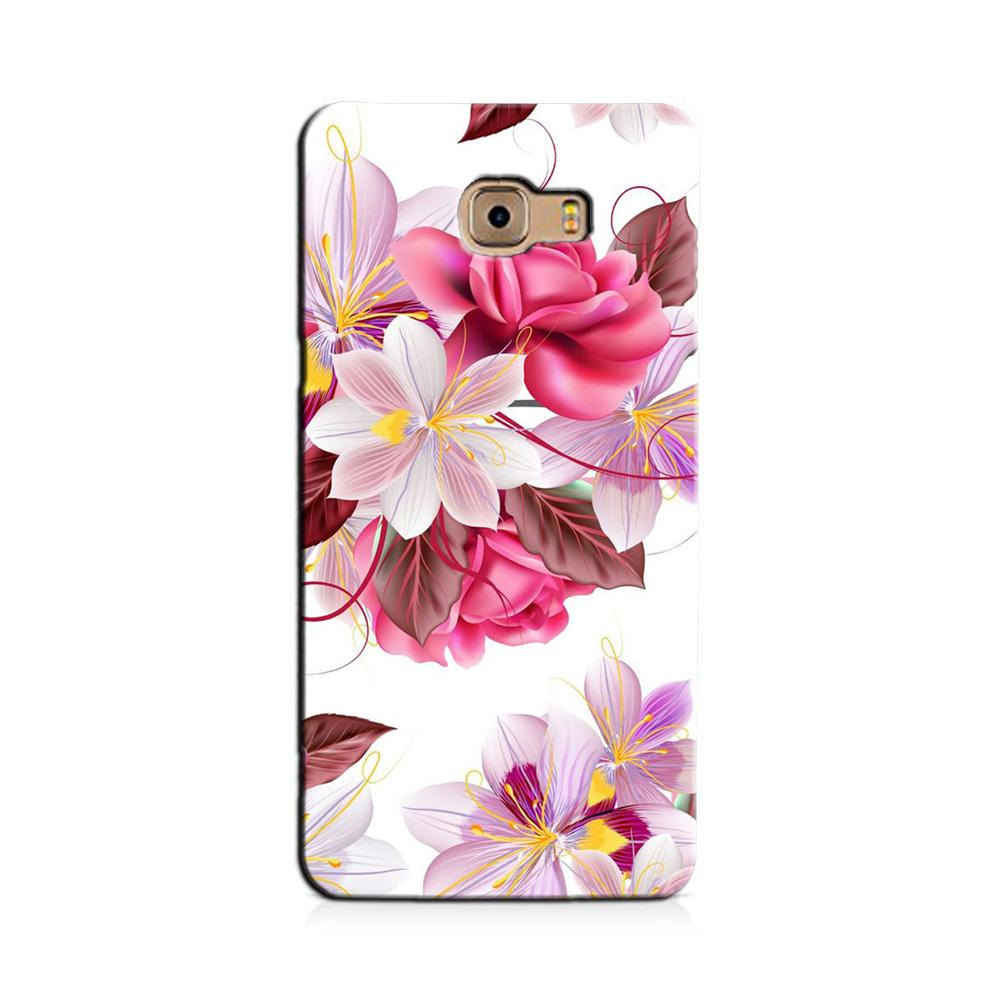 Beautiful flowers Case for Galaxy J7 Prime