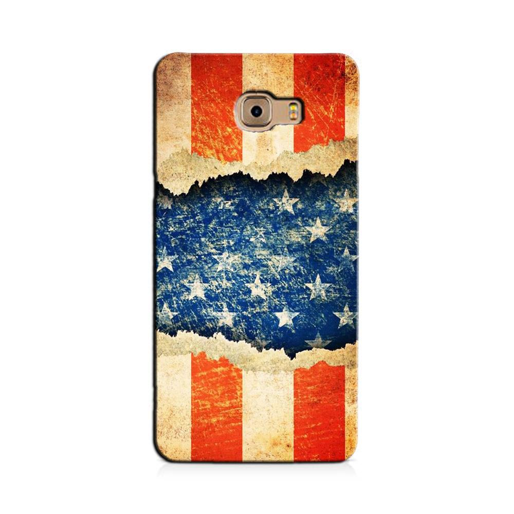 United Kingdom Case for Galaxy C7/ C7 Pro