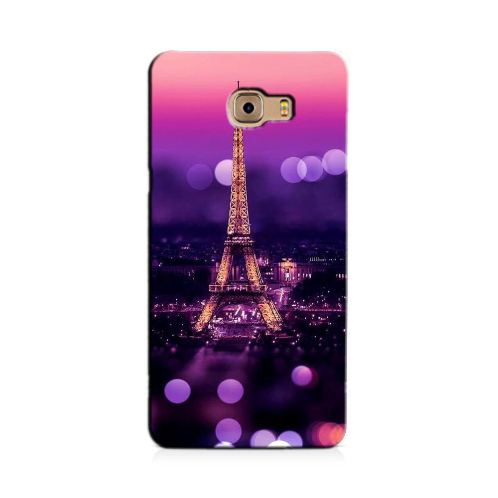 Eiffel Tower Case for Galaxy J5 Prime