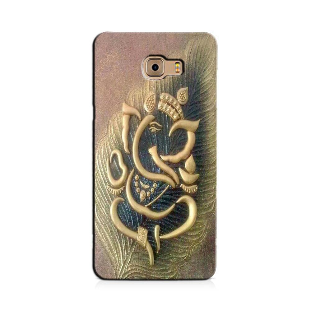 Lord Ganesha Case for Galaxy C7/ C7 Pro