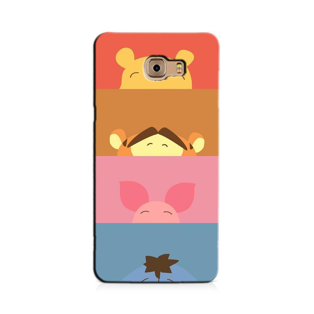 Cartoon Case for Galaxy J7 Prime (Design - 183)