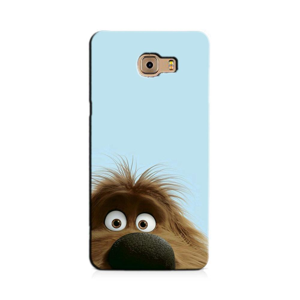 Cartoon Case for Galaxy J7 Prime (Design - 184)