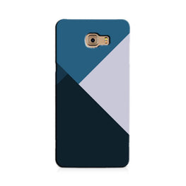 Blue Shades Case for Galaxy J7 Prime (Design - 188)
