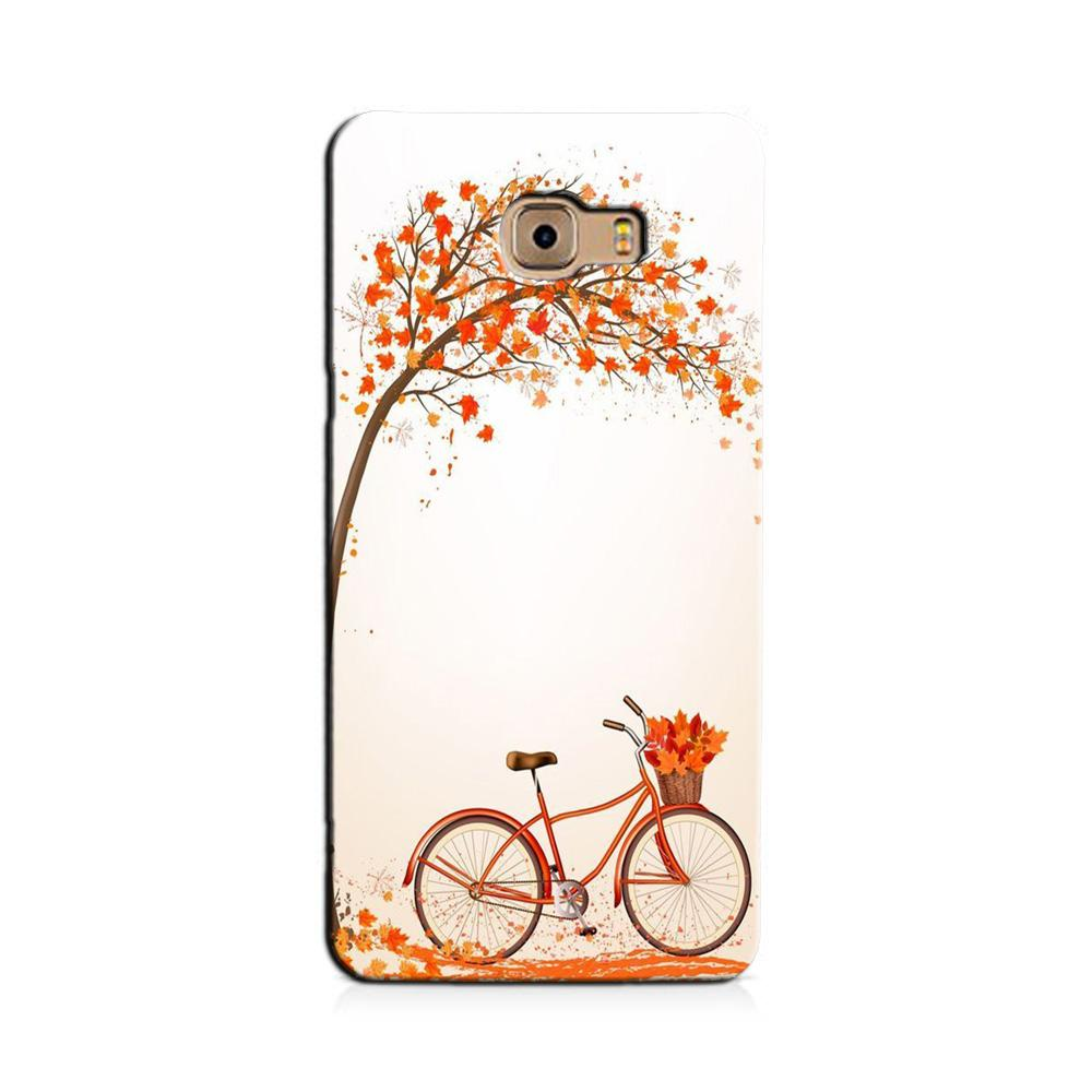 Bicycle Case for Galaxy J7 Prime (Design - 192)