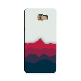 Designer Case for Galaxy C7/C7 Pro (Design - 195)