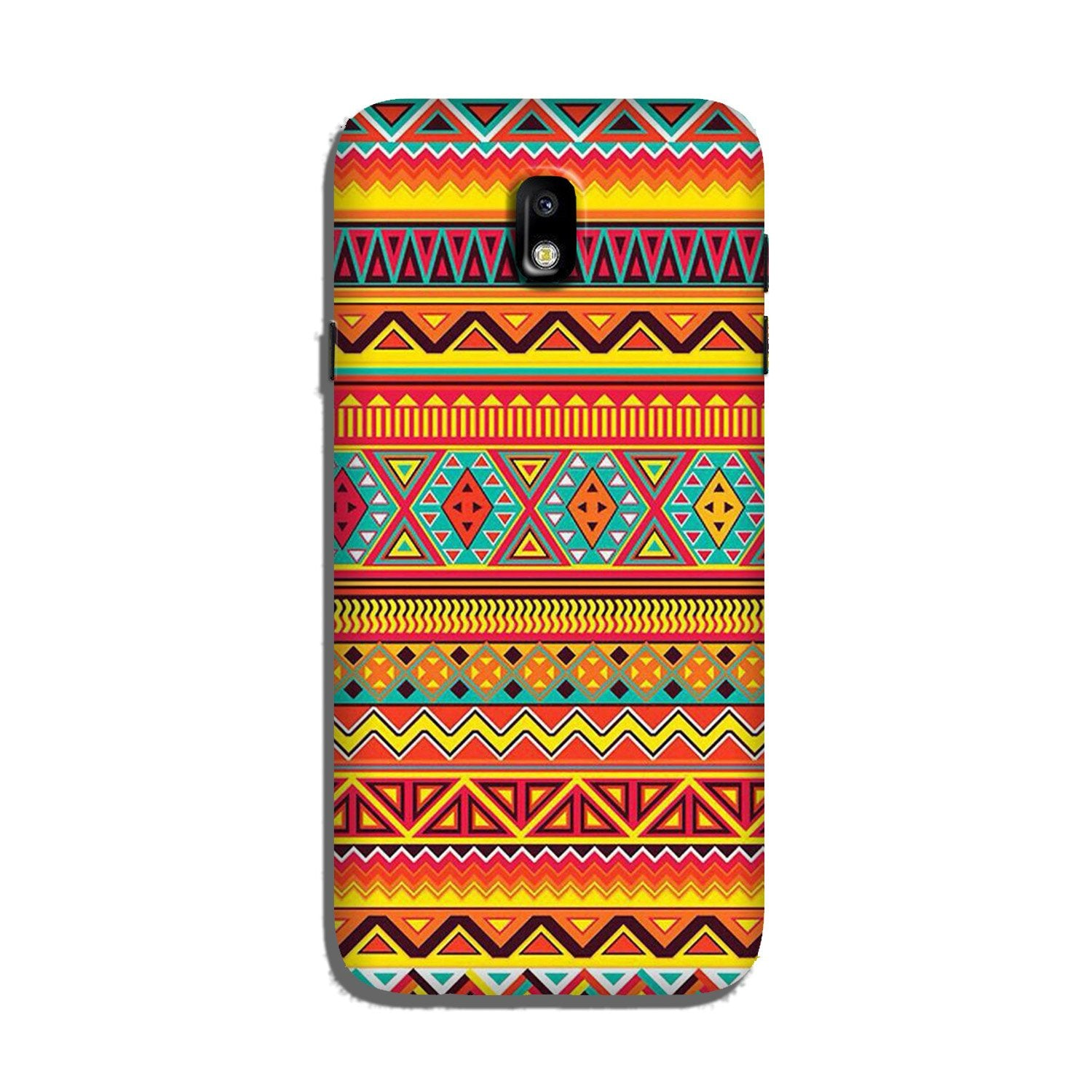 Zigzag line pattern Case for Galaxy J5 Pro