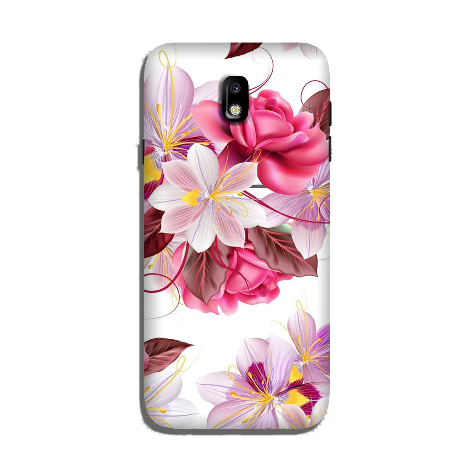 Beautiful flowers Case for Galaxy J5 Pro