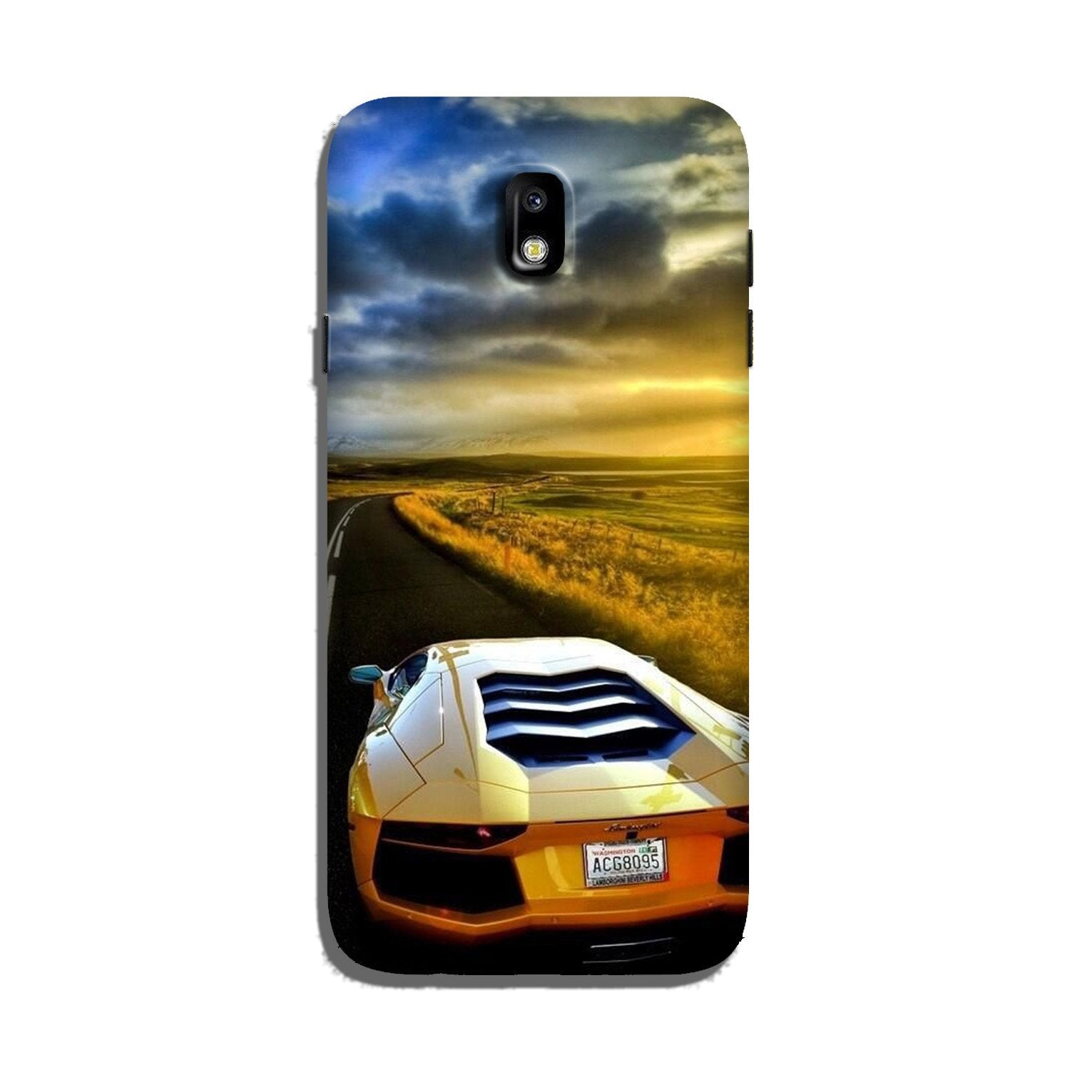 Car lovers Case for Galaxy J5 Pro
