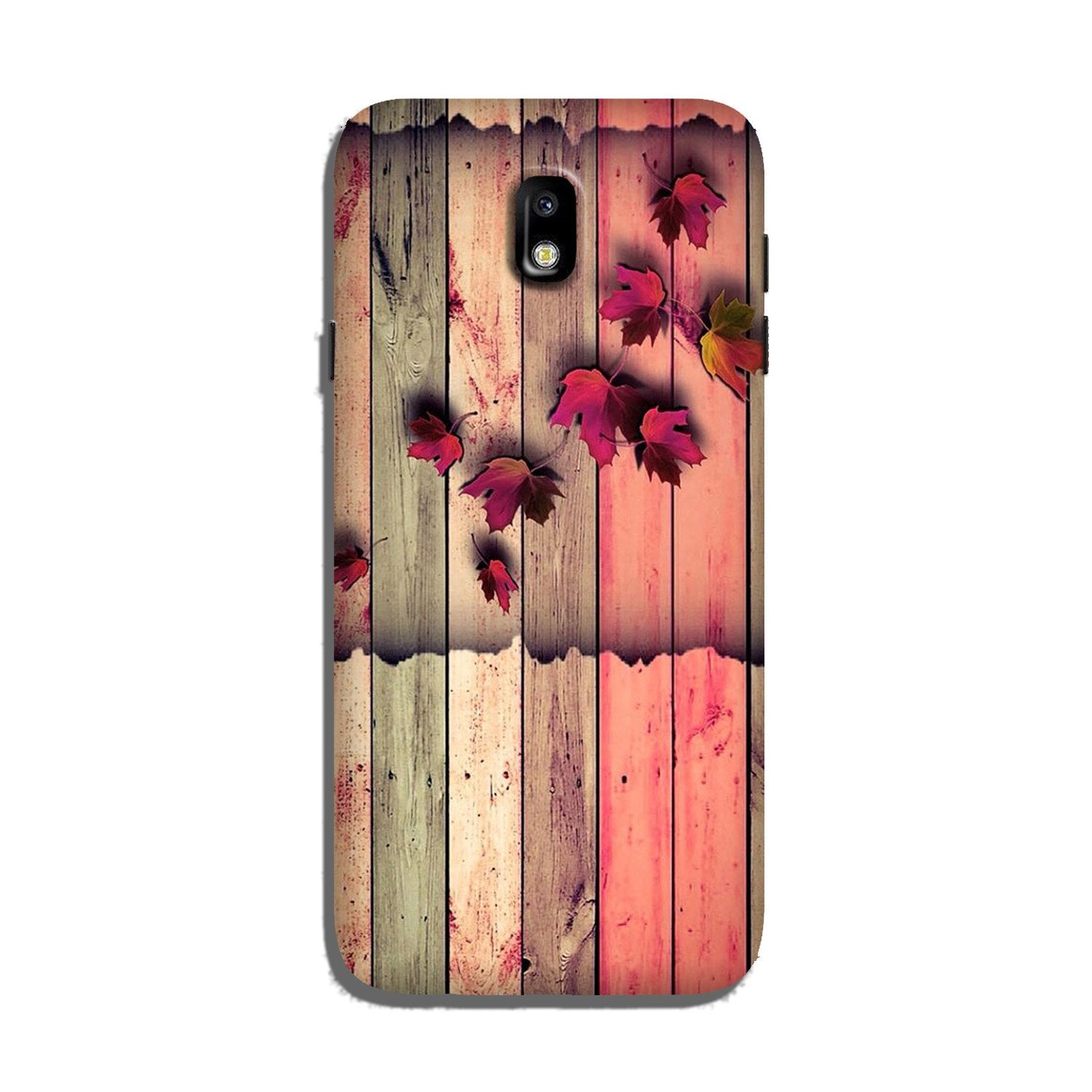 Wooden look2 Case for Galaxy J7 Pro
