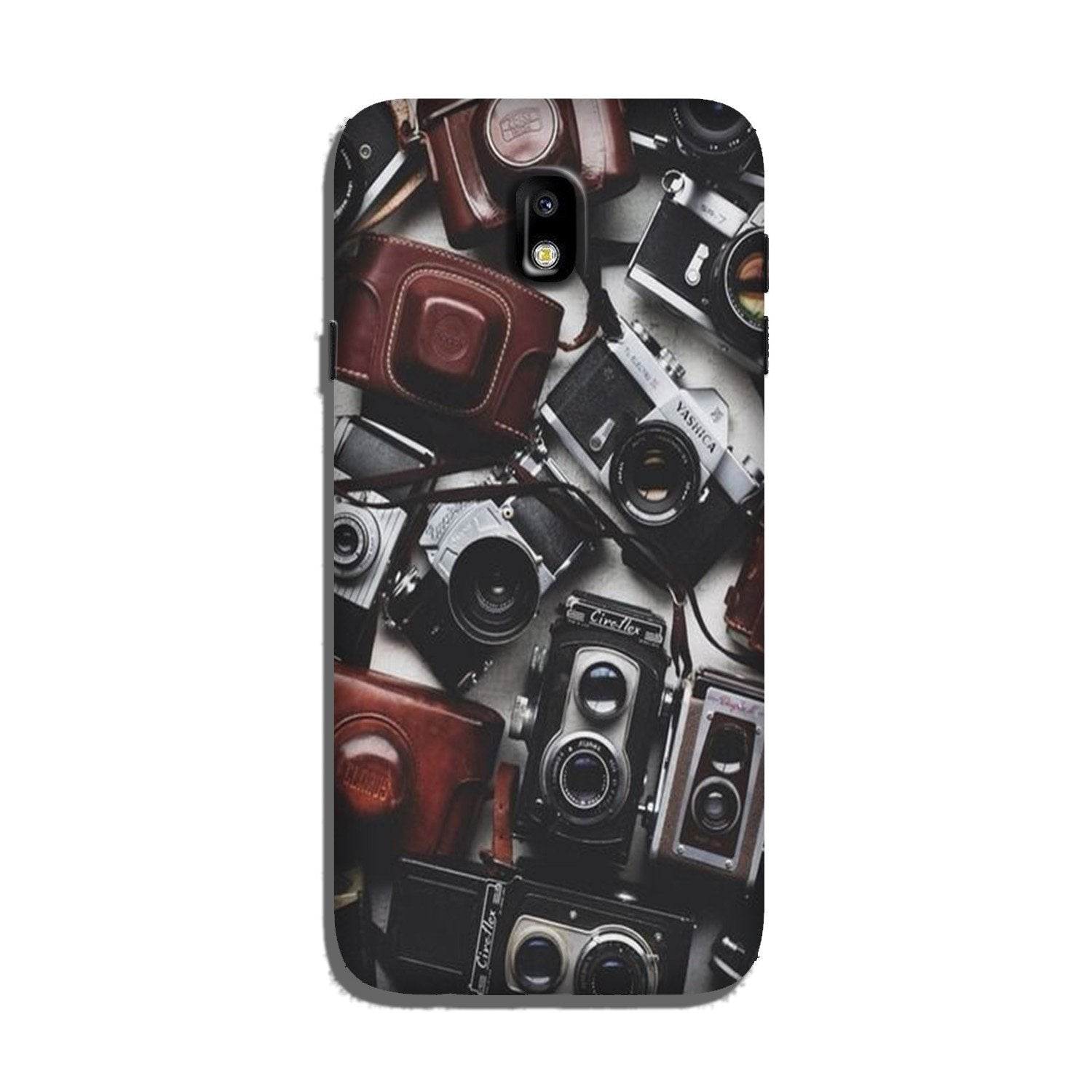 Cameras Case for Galaxy J3 Pro