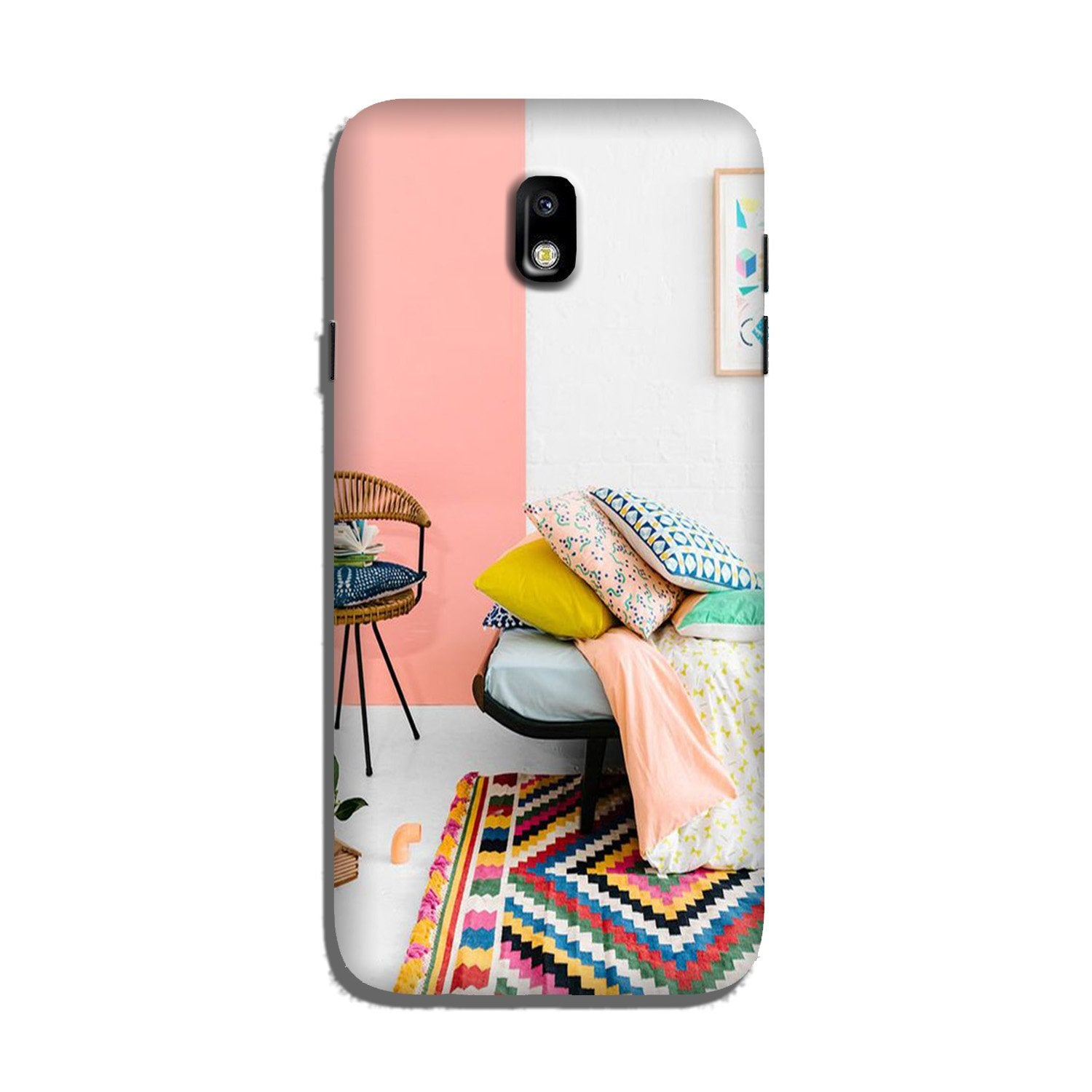 Home Décor Case for Galaxy J3 Pro