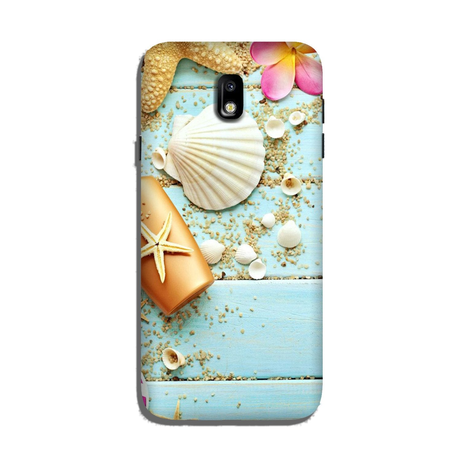 Sea Shells Case for Galaxy J3 Pro