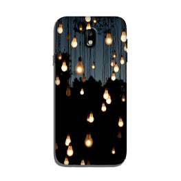 Party Bulb Case for Galaxy J3 Pro