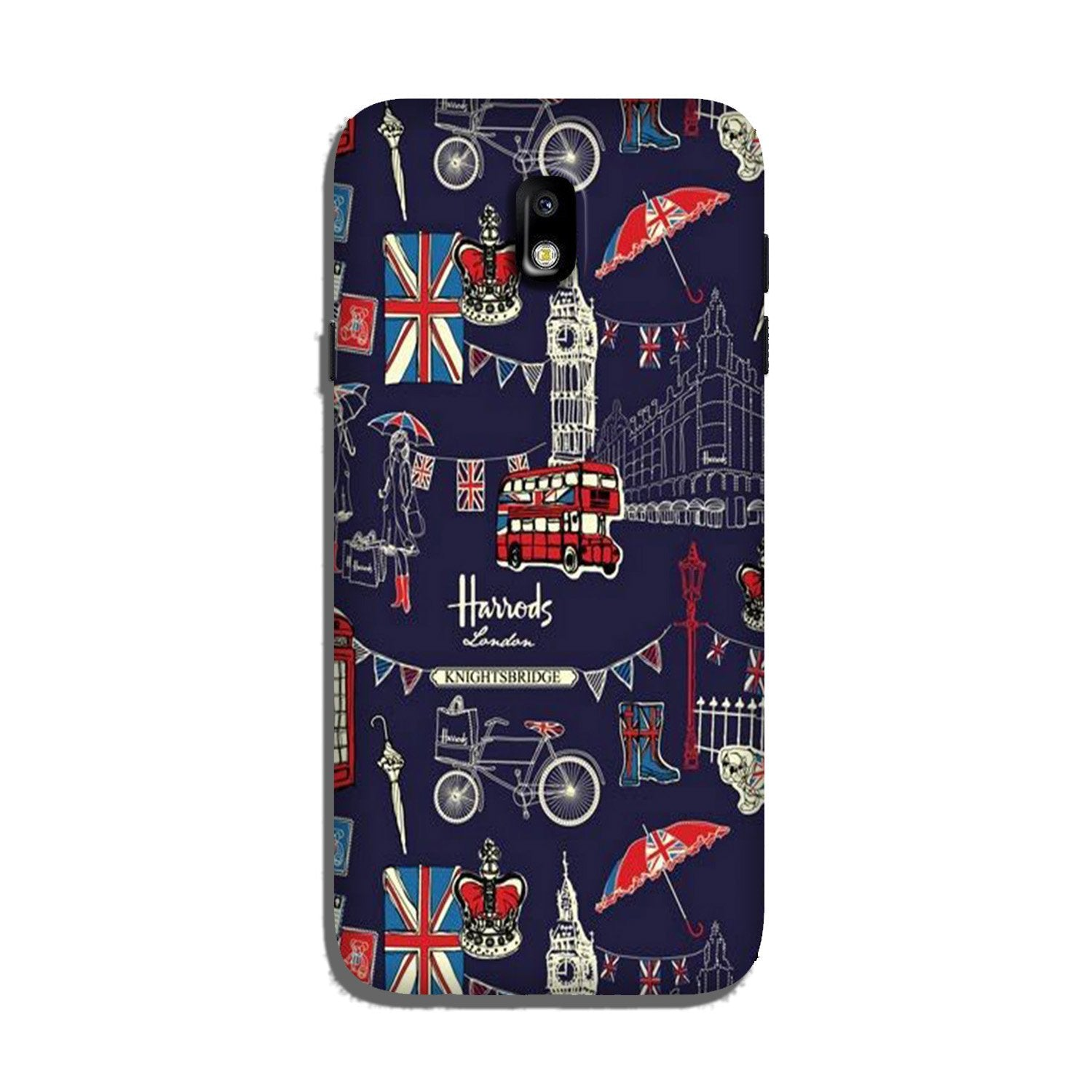 Love London Case for Galaxy J7 Pro