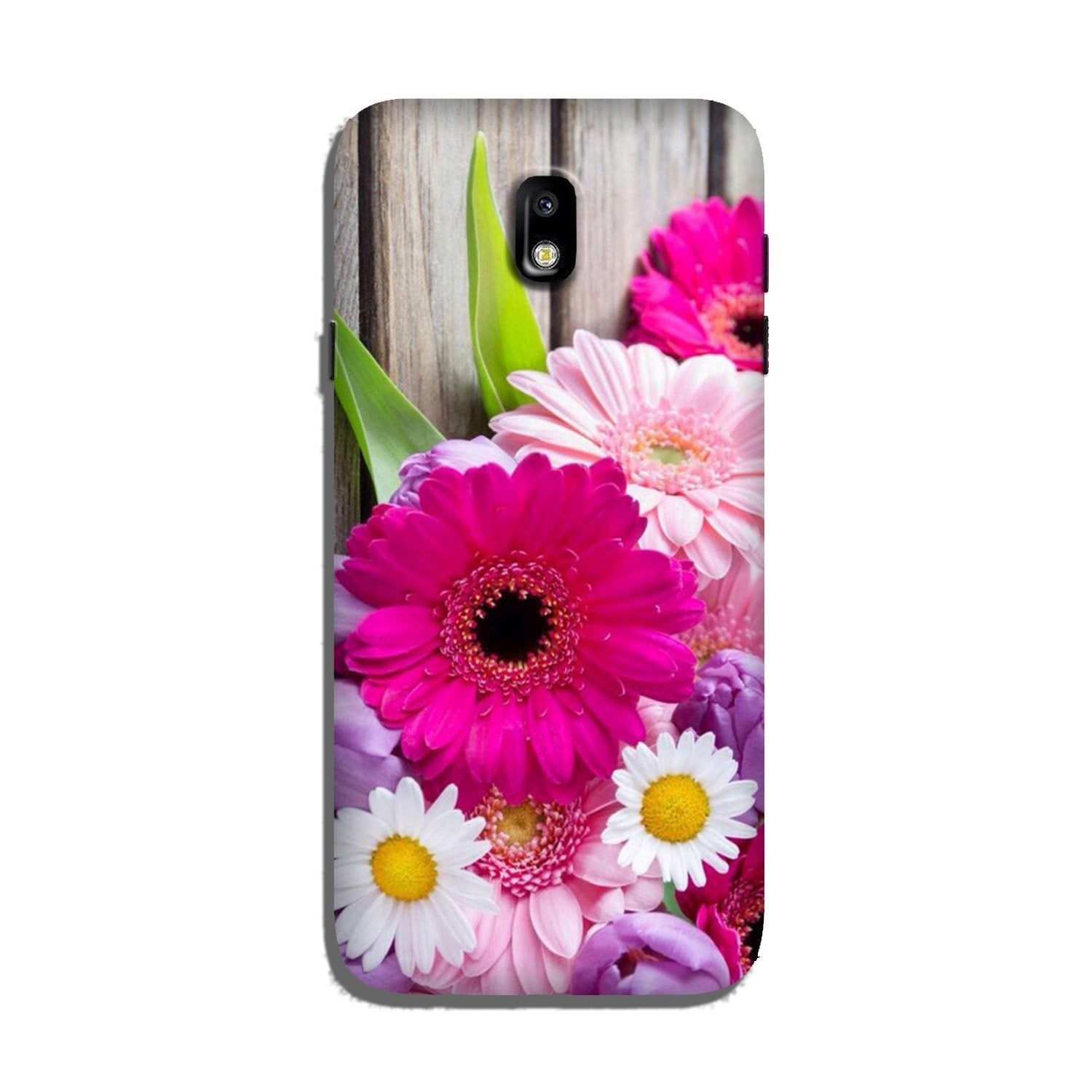 Coloful Daisy2 Case for Galaxy J7 Pro