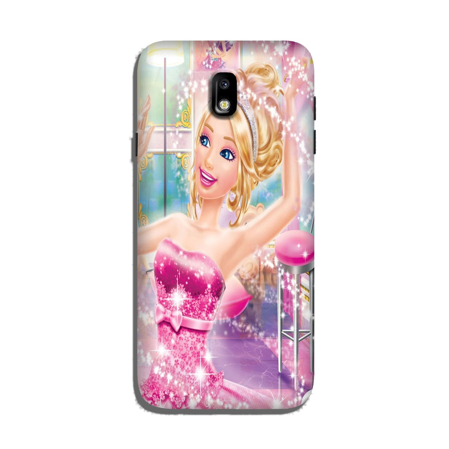Princesses Case for Galaxy J7 Pro
