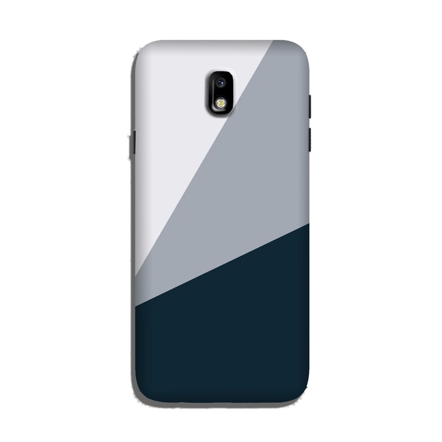 Blue Shade Case for Galaxy J5 Pro (Design - 182)