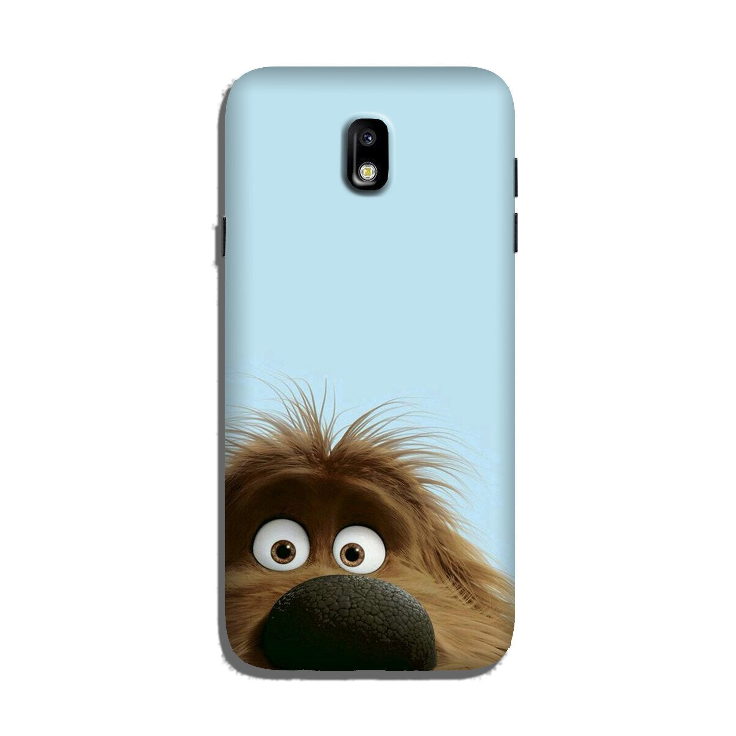 Cartoon Case for Galaxy J7 Pro (Design - 184)