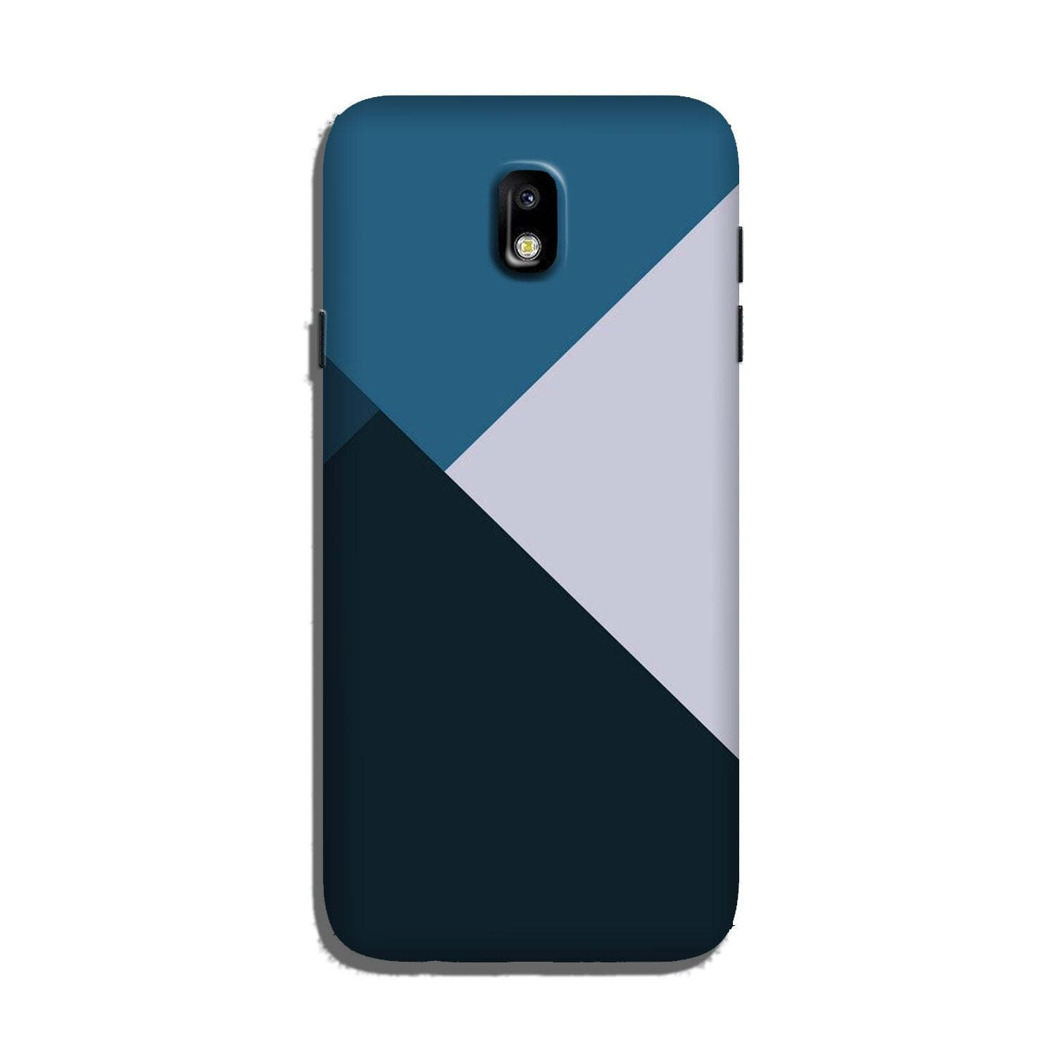 Blue Shades Case for Galaxy J7 Pro (Design - 188)