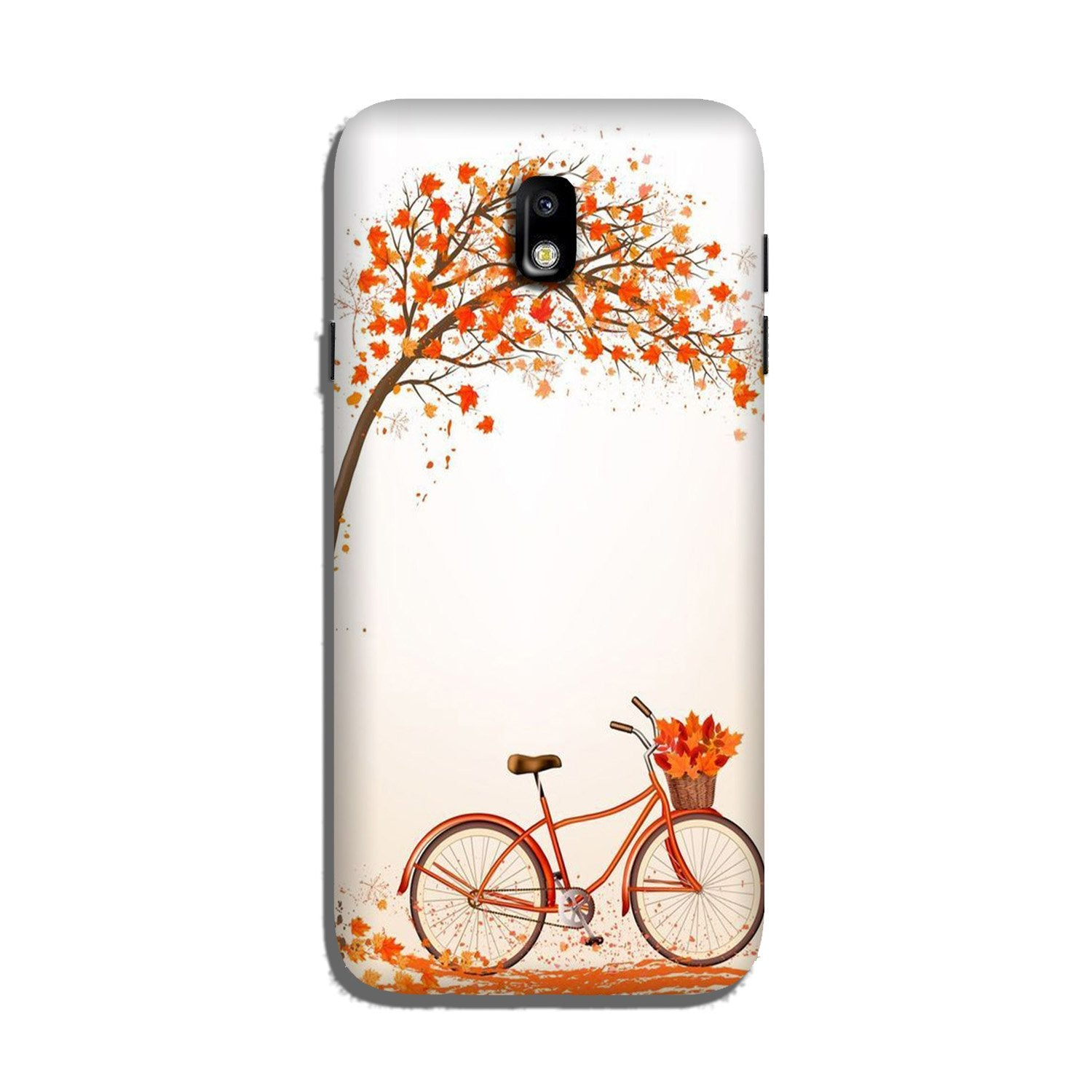 Bicycle Case for Galaxy J7 Pro (Design - 192)