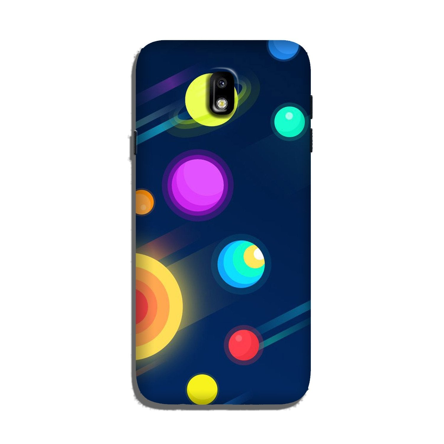 Solar Planet Case for Galaxy J7 Pro (Design - 197)