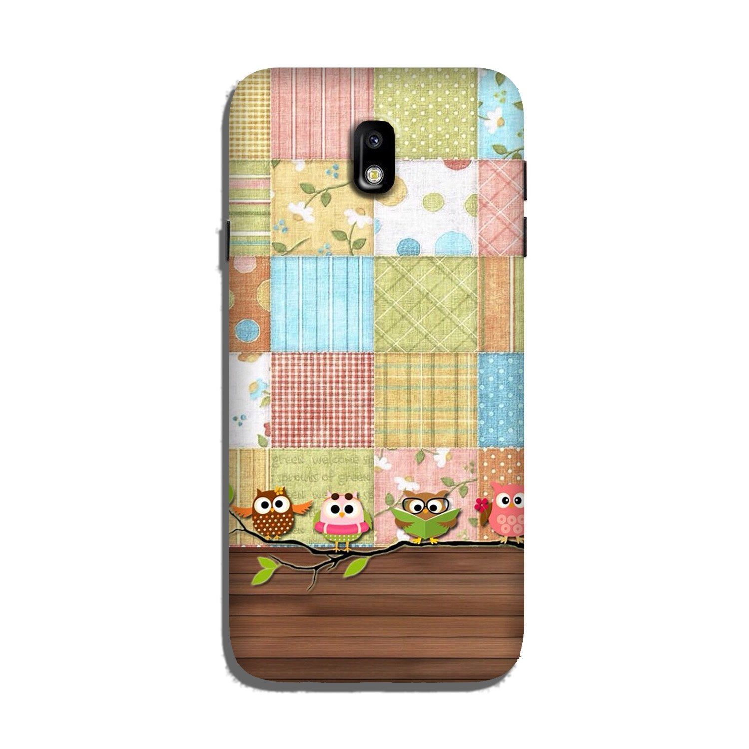 Owls Case for Galaxy J7 Pro (Design - 202)