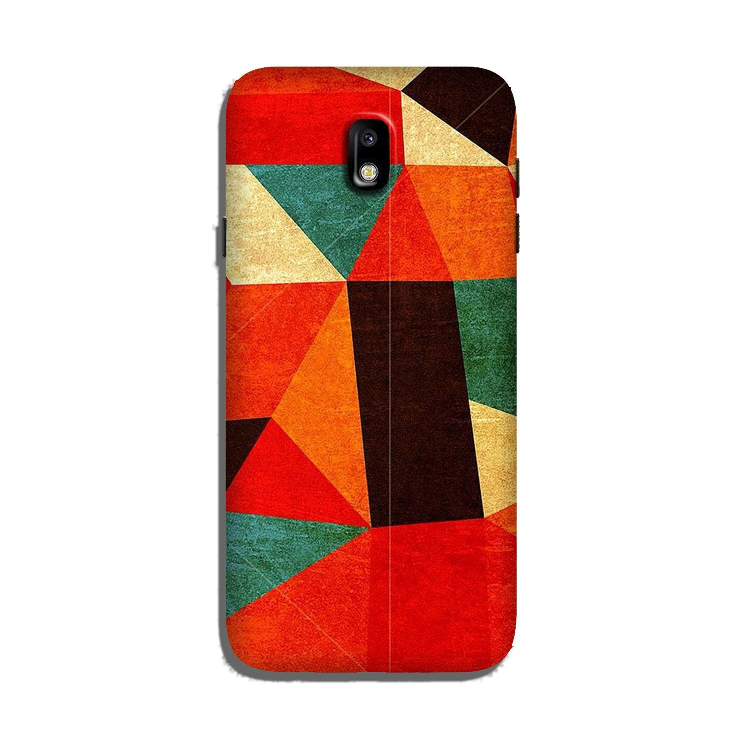 Modern Art Case for Galaxy J7 Pro (Design - 203)