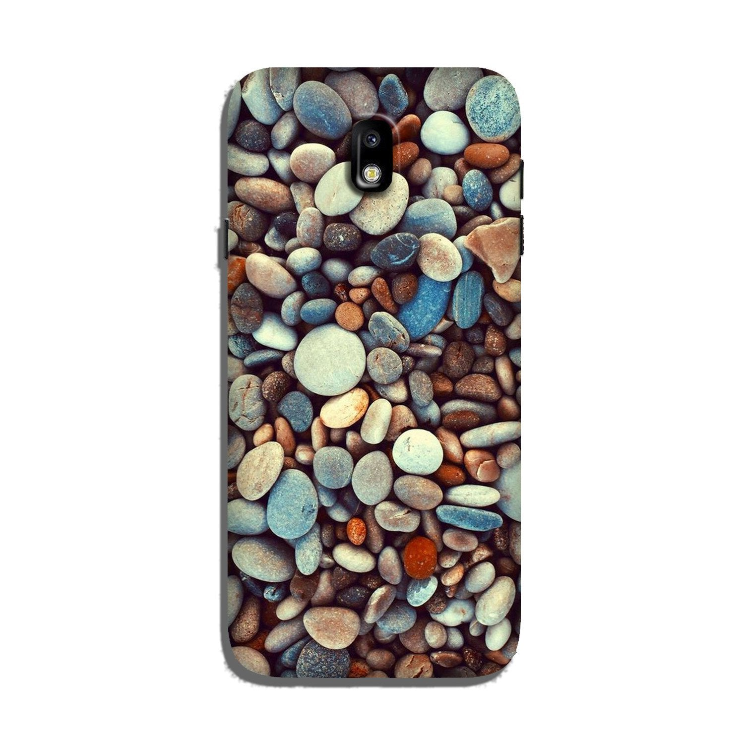 Pebbles Case for Galaxy J7 Pro (Design - 205)