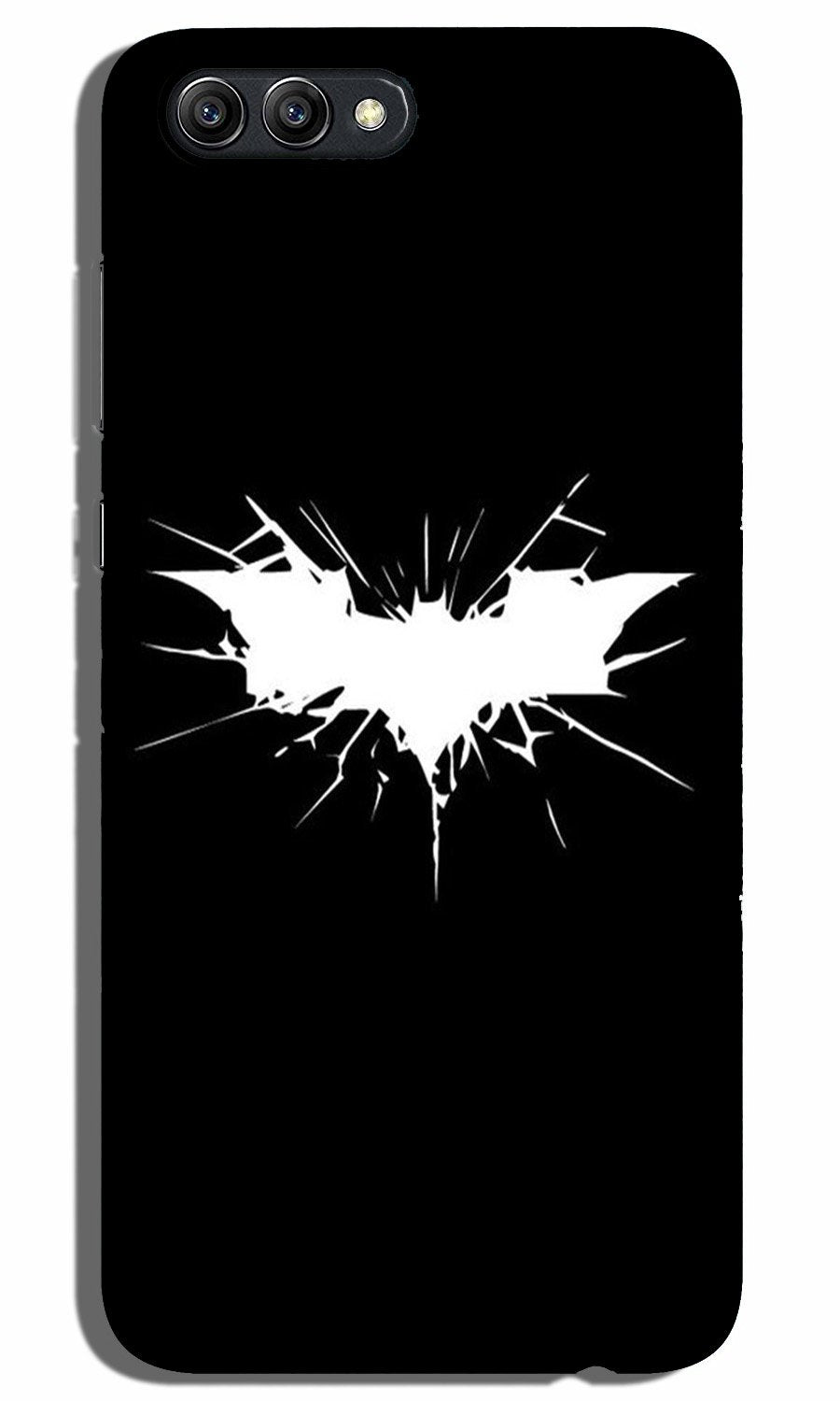 Batman Superhero Case for Oppo A3s  (Design - 119)