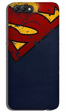 Superman Superhero Case for Oppo K1  (Design - 125)