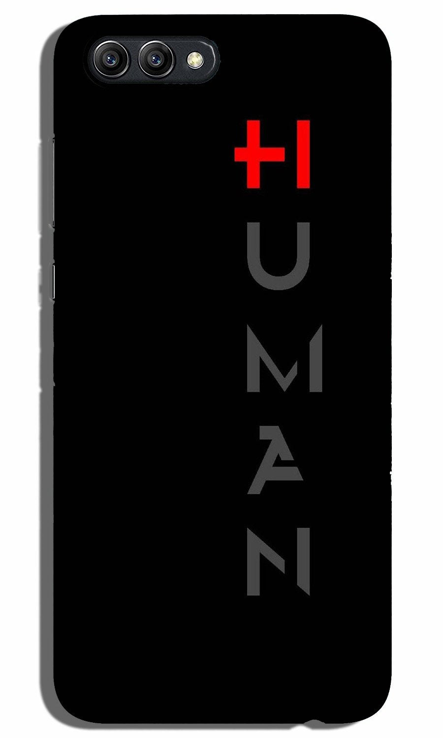 Human Case for Oppo A3s  (Design - 141)