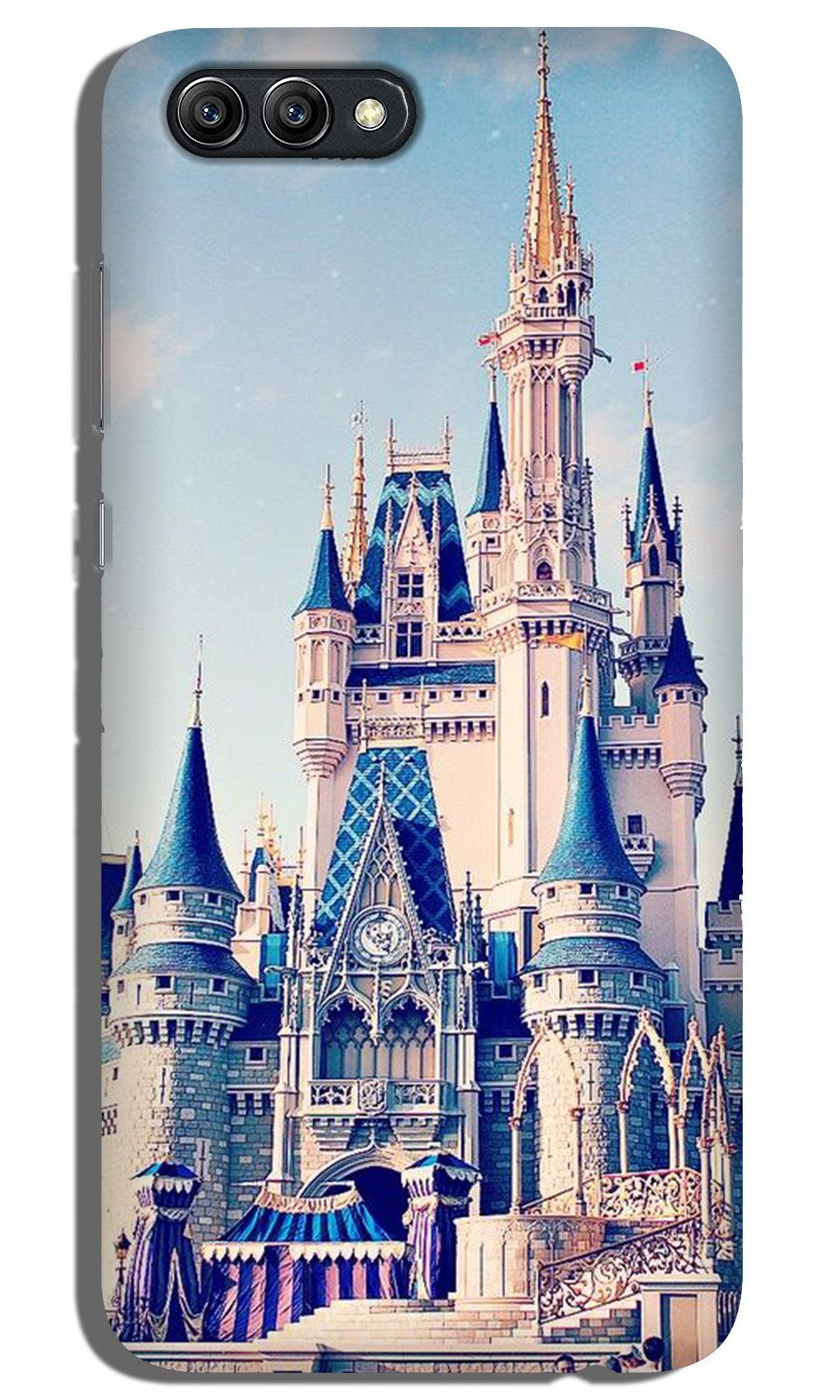 Disney Land for Oppo A3s (Design - 185)