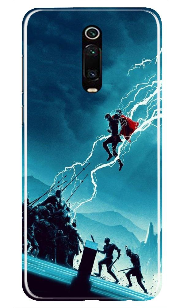Thor Avengers Case for Xiaomi Redmi K20/K20 pro (Design No. 243)