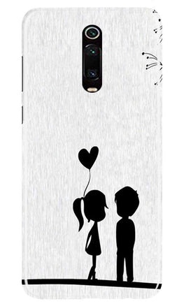 Cute Kid Couple Case for Xiaomi Redmi K20/K20 pro (Design No. 283)