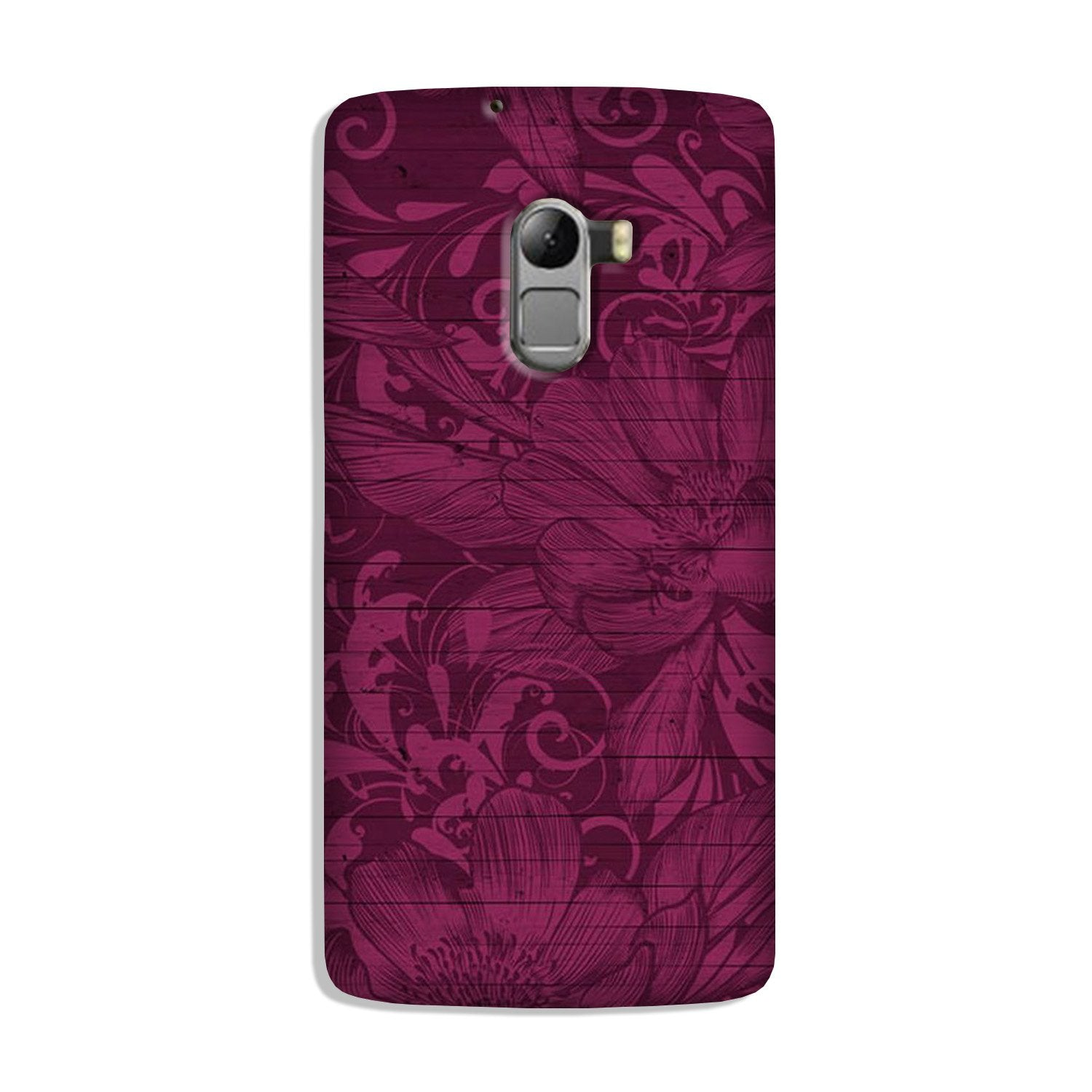Purple Backround Case for Lenovo K4 Note