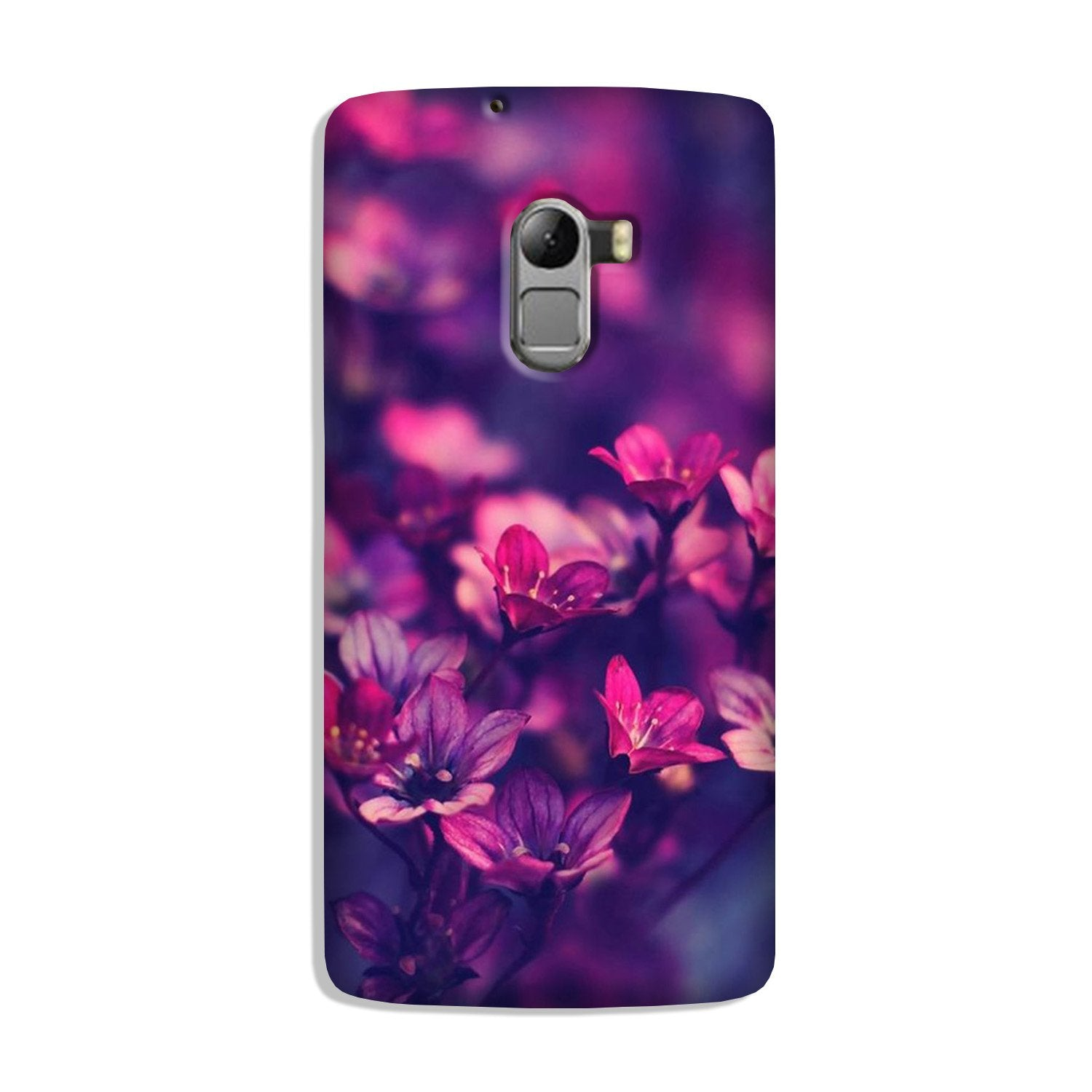flowers Case for Lenovo K4 Note