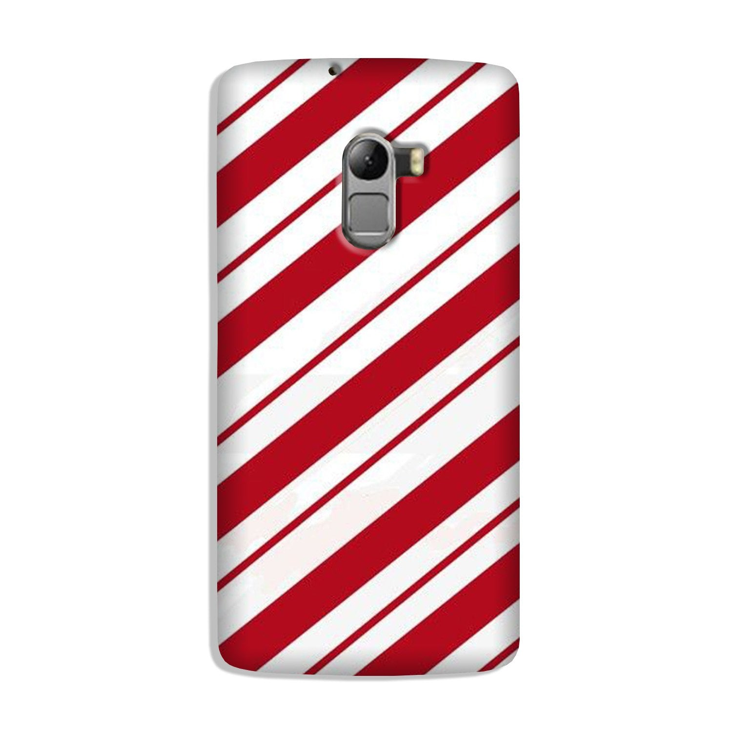 Red White Case for Lenovo K4 Note