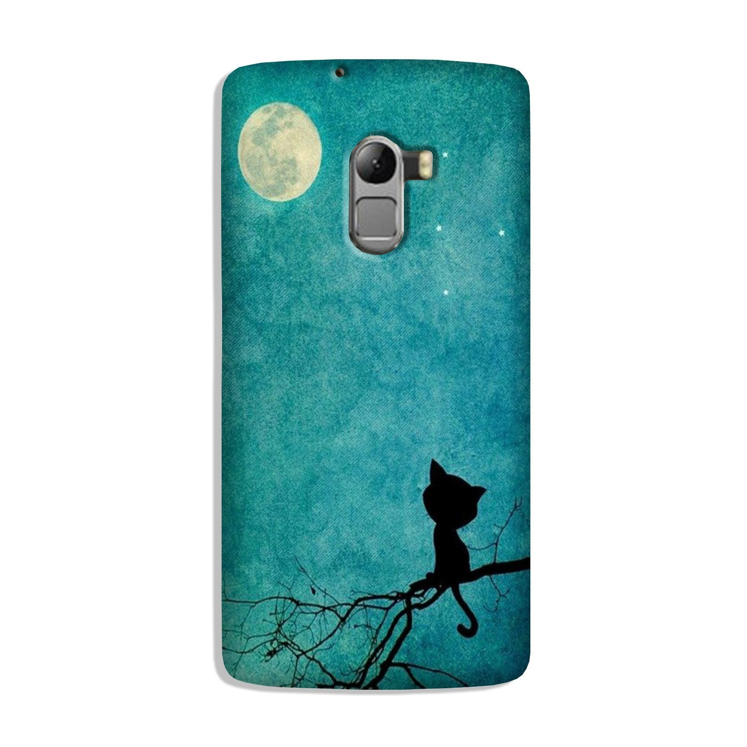 Moon cat Case for Lenovo K4 Note