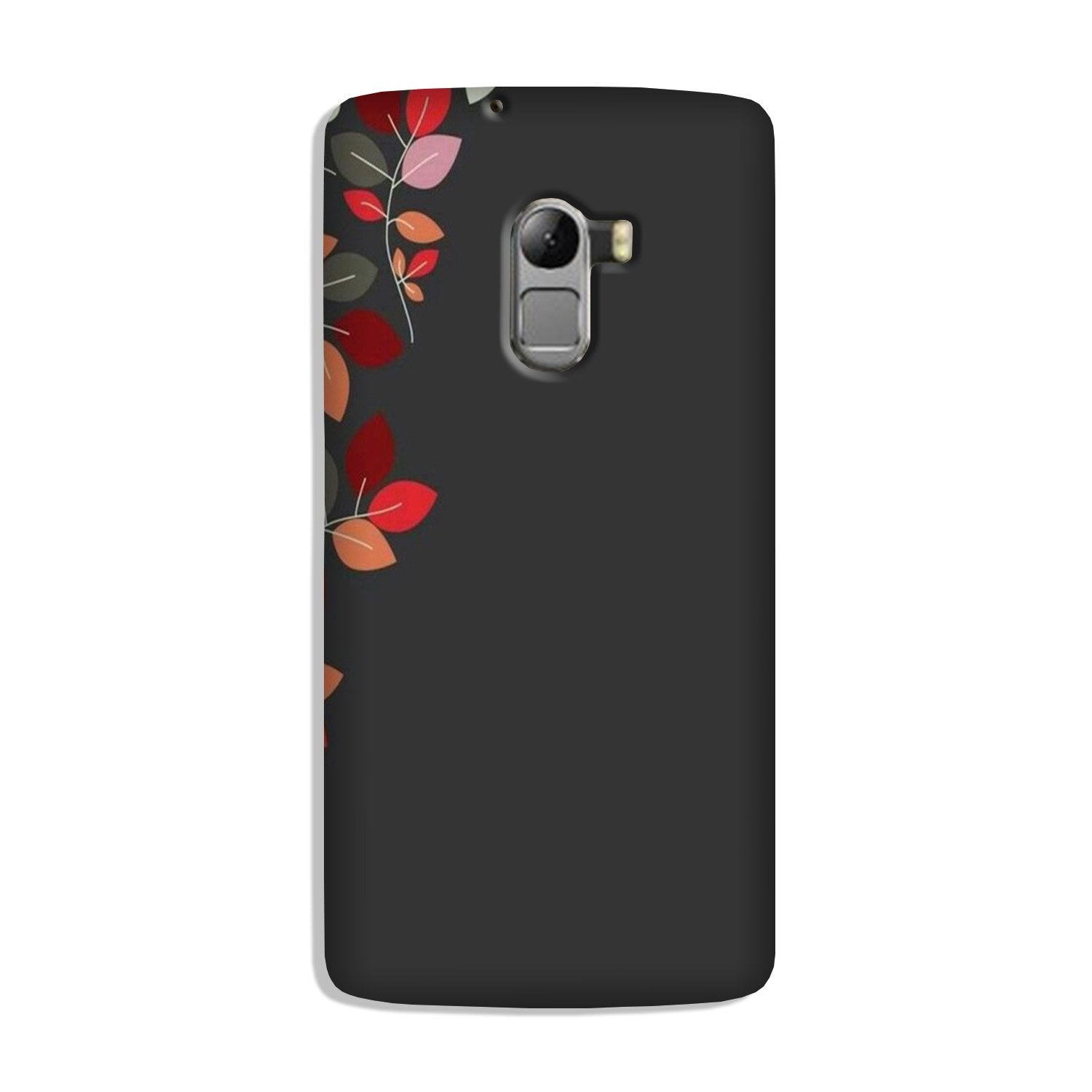 Grey Background Case for Lenovo K4 Note