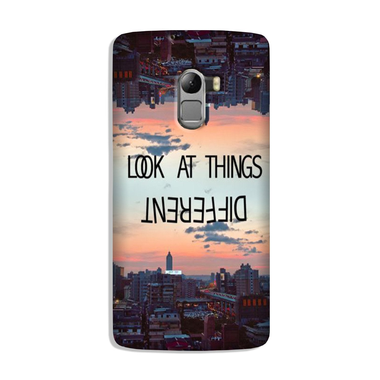Look at things different Case for Lenovo K4 Note