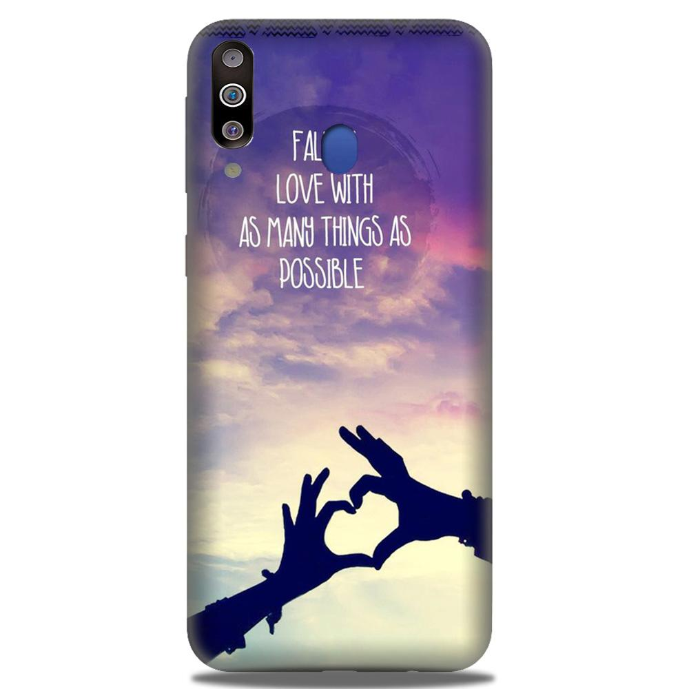 Fall in love Case for Huawei P30 Lite