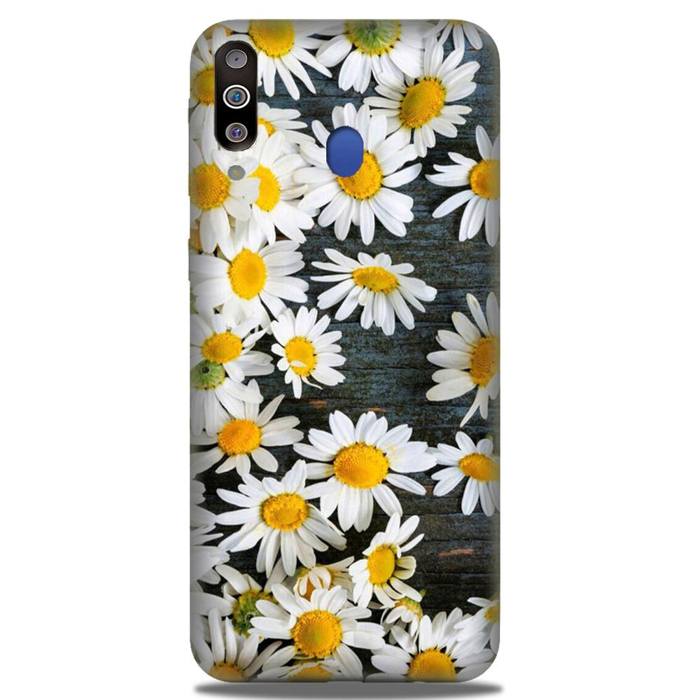 White flowers2 Case for Huawei P30 Lite