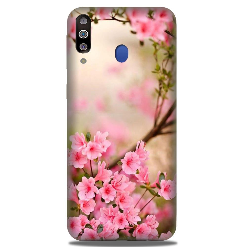 Pink flowers Case for Huawei P30 Lite